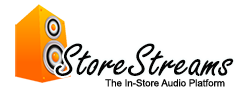 StoreStreams offers businesses the ability to build their own in store broadcast radio network