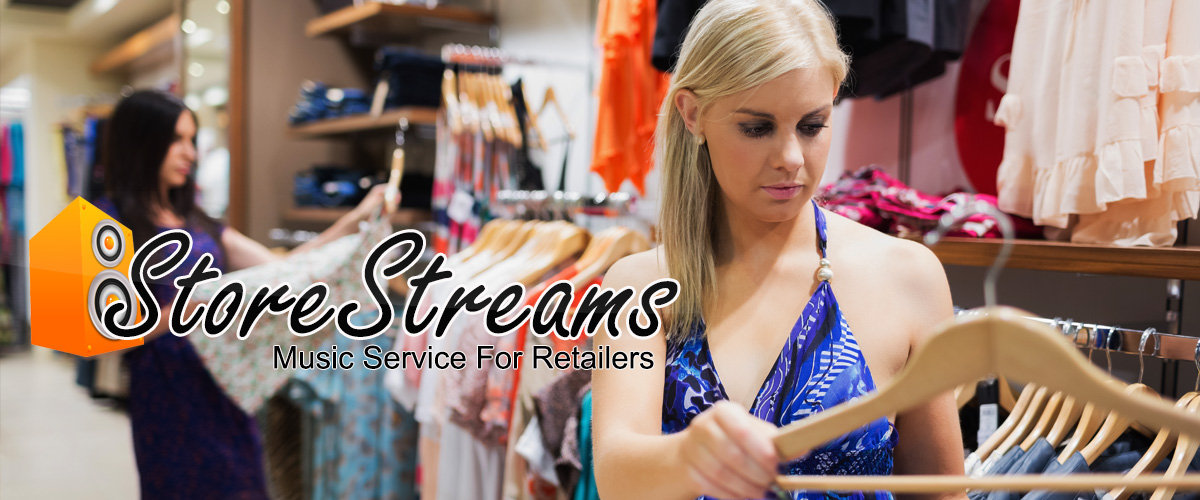 StoreStreams busines music service for retailers