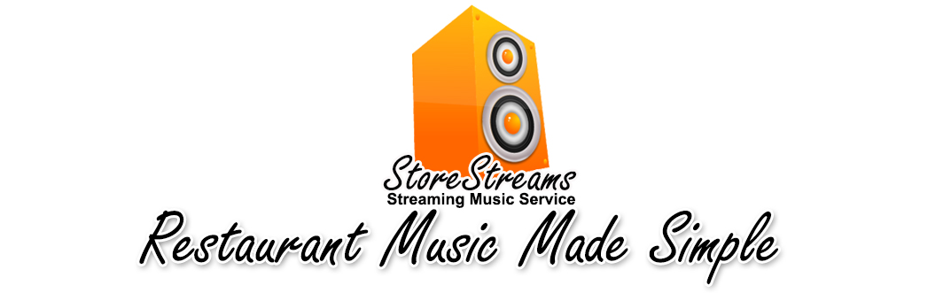 StoreStreams restaurant music made simple